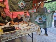 Urucena-zastava-predsjedniku-sekcije-Sjenina