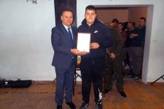 Котор Варош -диплома за ловачки подмладак