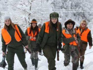 лов за жене