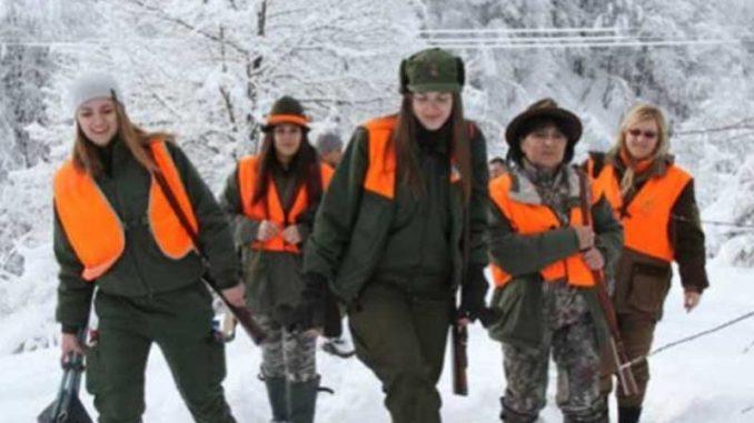 lov za žene